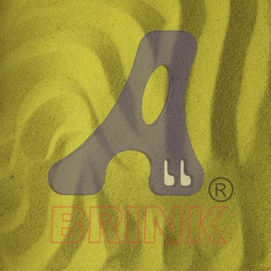 Areia Tratada Colorida Amarela