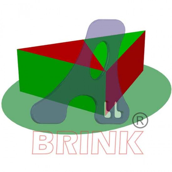 Conjunto de Triângulos Espumados