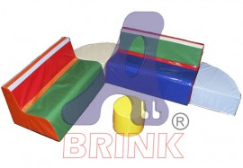 Conj sala VIP infantil