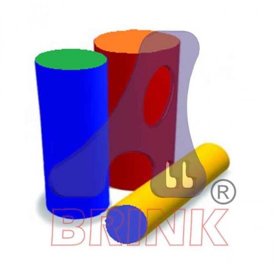Conjunto de Cilindros 3 peças espumados